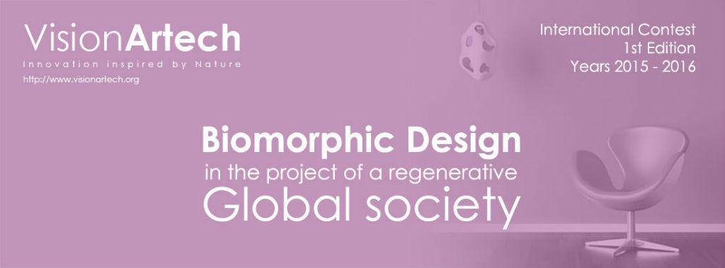 BIOMORPHIC DESIGN – CONCORSO INTERNAZIONALE